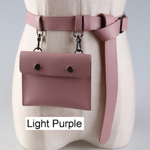 NEW Light Purple Belt Bag