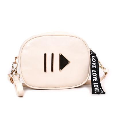 Pink Gold Plated Play Button Fanny Pack