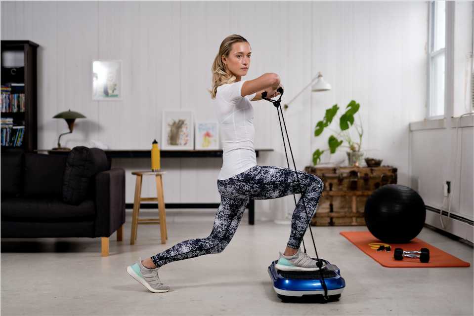 The Waver Vibration Plate
