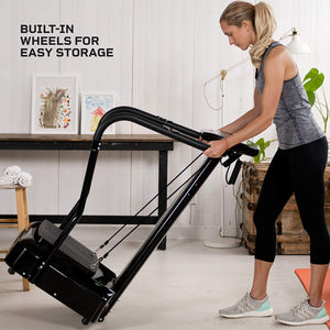 Aerobic Fitness Motion Rhythm Pedal Two-Layer Adjustable Pedal Exercise