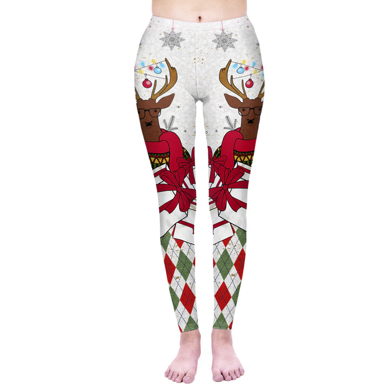FGL - Teje Christmas Leggings - Fit Girls Land