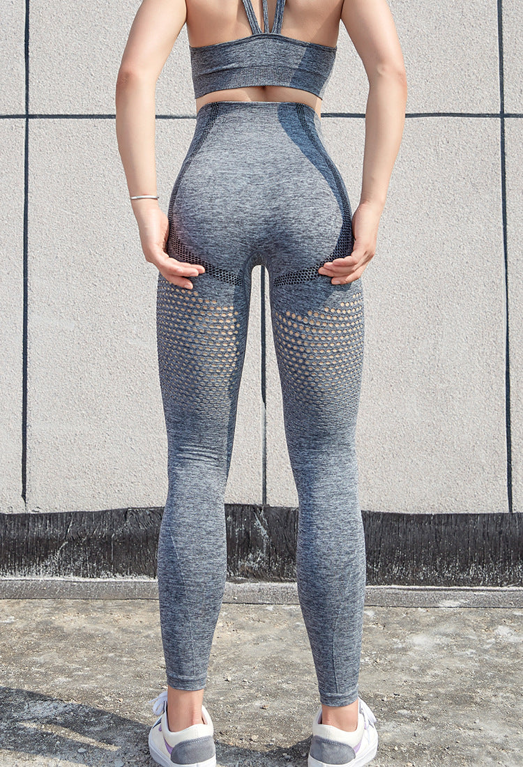 FGL - KRYSTAL LEGGINGS - GREY