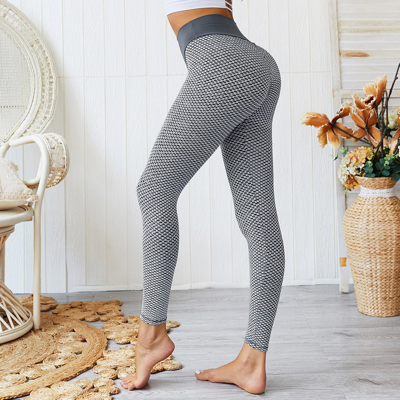 FGL™ - Seamless Honeycomb leggings - Fit Girls Land