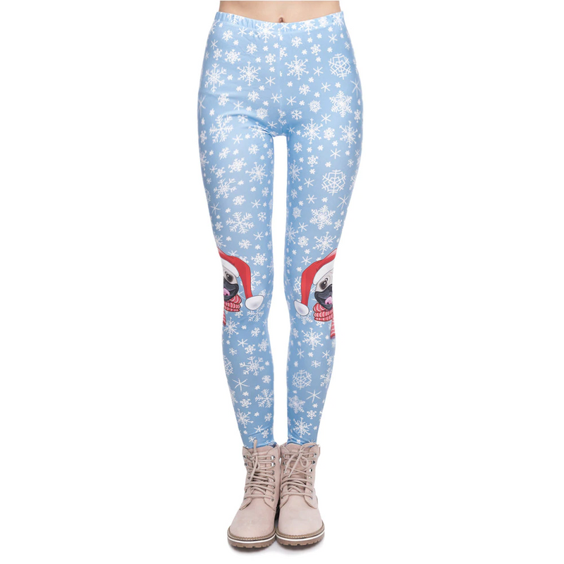 FGL - Amber Christmas Leggings - Fit Girls Land