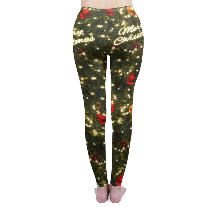 FGL - Melanie Christmas Leggings - Fit Girls Land