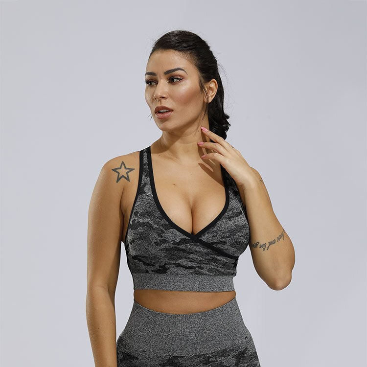 FGL - Annelie seamless Top - Fit Girls Land