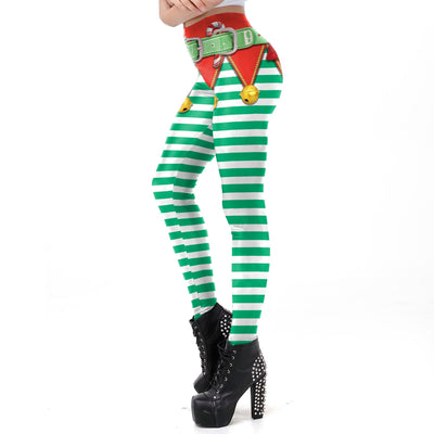 FGL - Sheila Christmas Leggings - Fit Girls Land