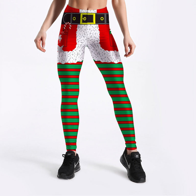 FGL - Randi Christmas Leggings
