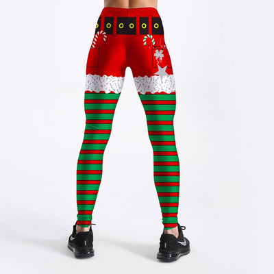 FGL - Randi Christmas Leggings - Fit Girls Land