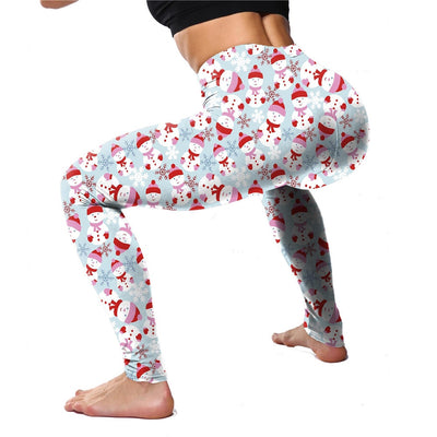 FGL - Vicki Christmas Leggings - Fit Girls Land