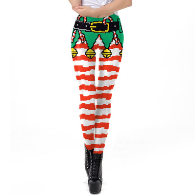 FGL - Celine Christmas Leggings - Fit Girls Land
