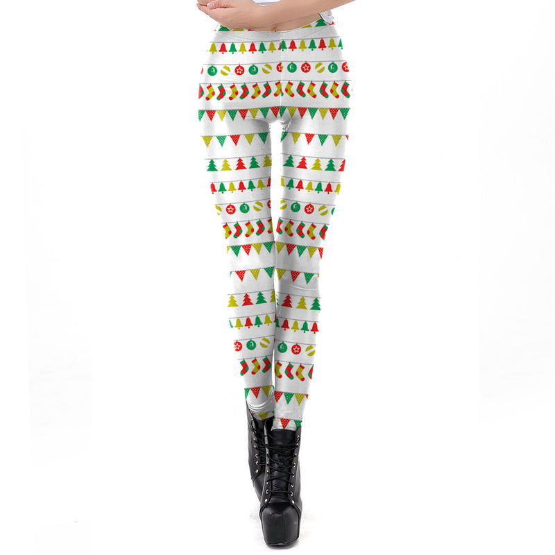 FGL - Sarah Christmas Leggings - Fit Girls Land