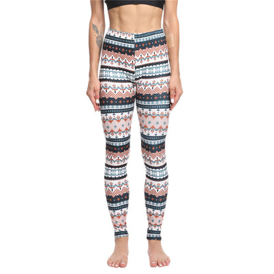 FGL - Cecilie Christmas Leggings - Fit Girls Land