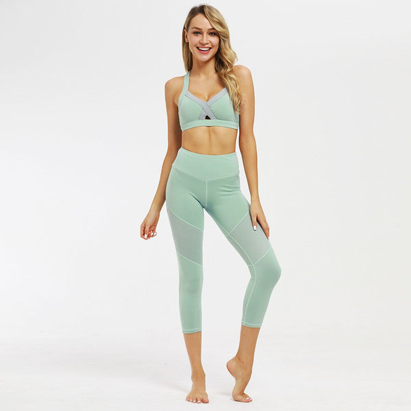 FGL - Marika seamless set - Fit Girls Land