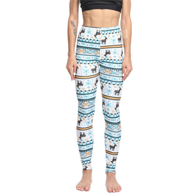 FGL - Reka Christmas Leggings - Fit Girls Land