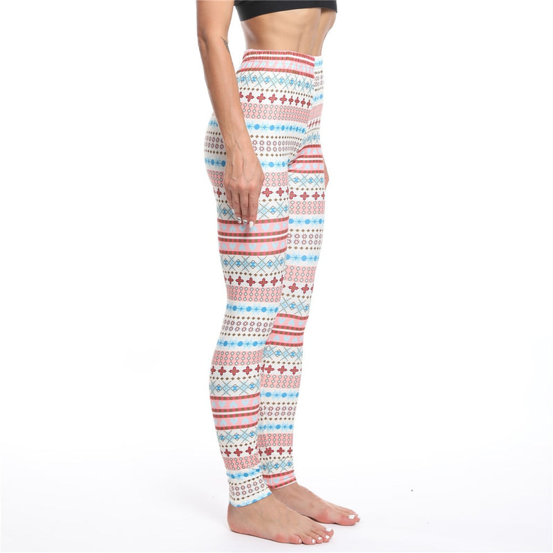 FGL - Ruth Christmas Leggings - Fit Girls Land