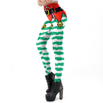 FGL - Ellie Christmas Leggings - Fit Girls Land
