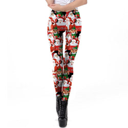FGL - Clare Christmas Leggings - Fit Girls Land