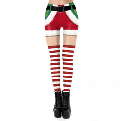 FGL - Claudine Christmas Leggings - Fit Girls Land