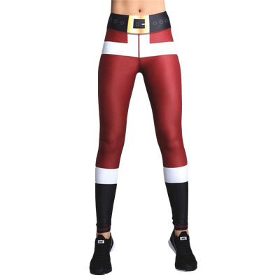 Fit Girls Land FGL™ - Christmas Leggings