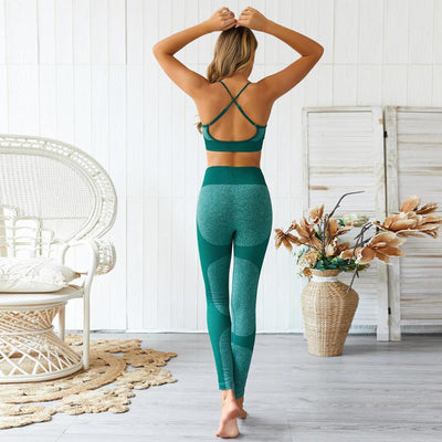 FGL - Michelle Seamless set - Fit Girls Land