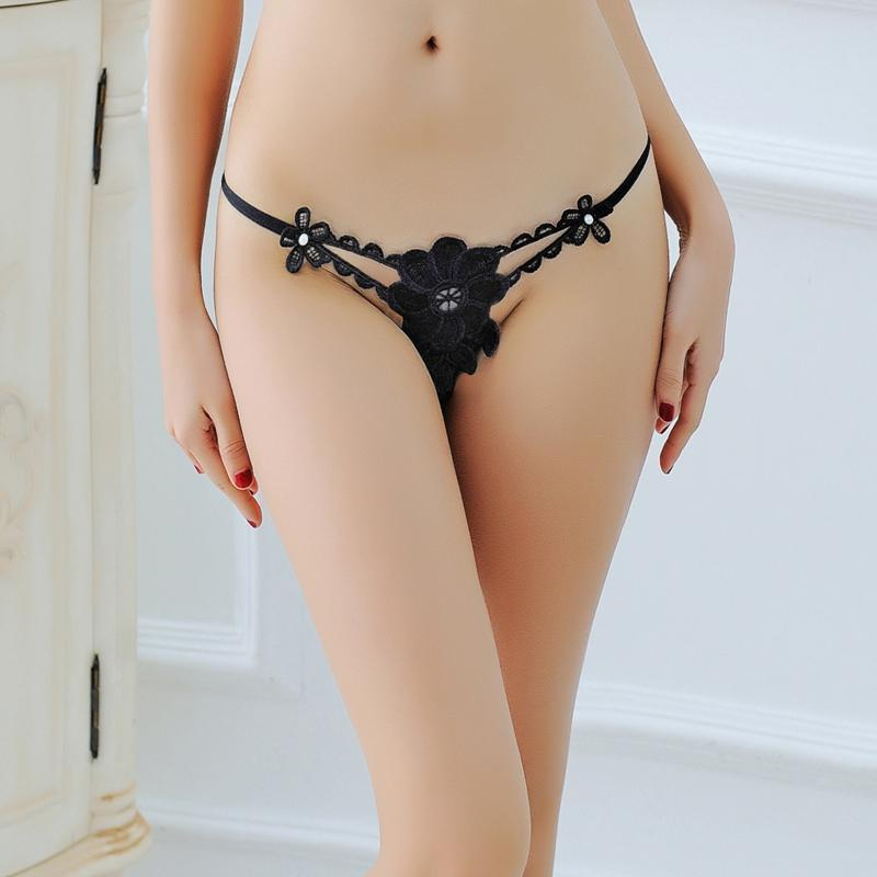 Fit Girls Land Lace Thong