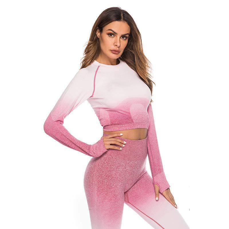 FGL™ - Seamless Gradient set - Fit Girls Land