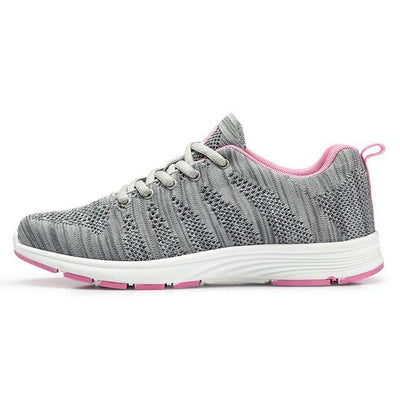 Fit Girls Land sneakers Gray / 11 US / 43 EUR FGL™ - FREE Breathable Sneakers
