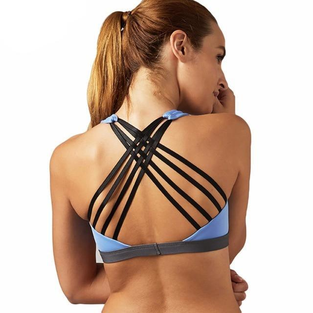 Fit Girls Land Tops FGL™ - Bandage Bra