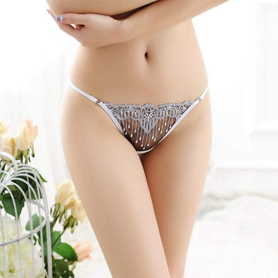 Fit Girls Land Transparent Low Waist Panty