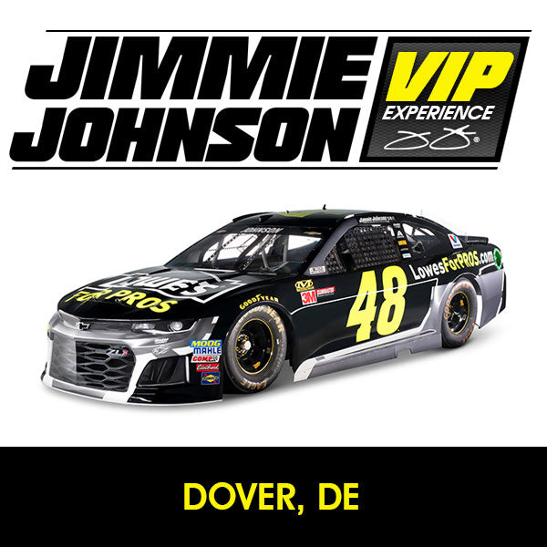 Jimmie Johnson VIP Experience: DOVER