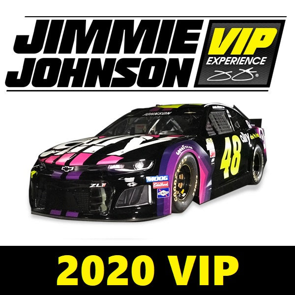 Jimmie Johnson VIP Experience 2020: INDIANAPOLIS