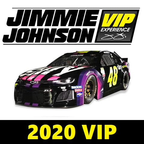 Jimmie Johnson VIP Experience 2020: TEXAS