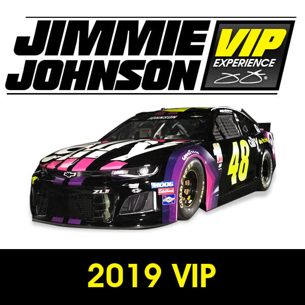 Jimmie Johnson VIP Experience 2019: SONOMA