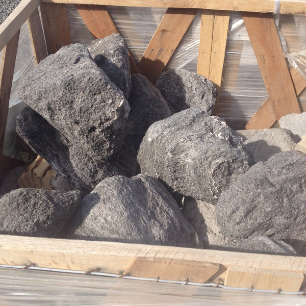 Pumice Landscaping Boulder in Various Colors