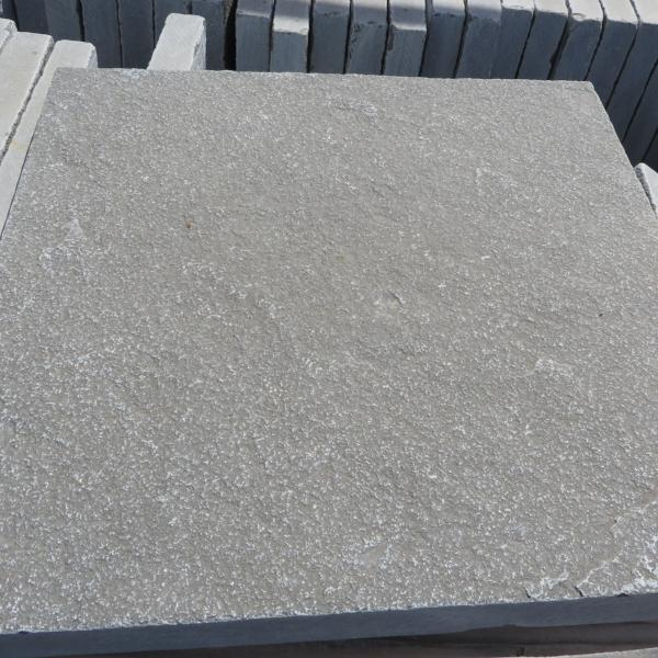 PATIO/FLOORING -LIMESTONE TUMBLED/ SOFT BLUE COLOR
