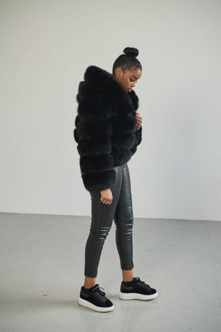 The Hooded Nella Coat