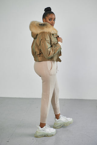 The Cropped Parka