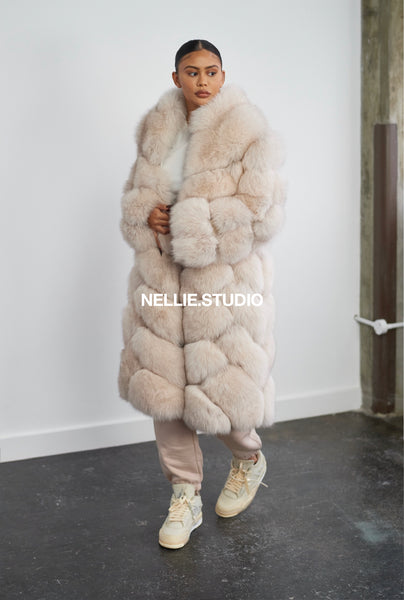 The 'XL' Full-Length Coat