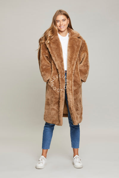 The Classic Teddy Coat