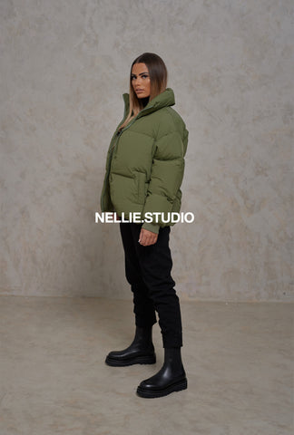 The Classic Puffer Coat
