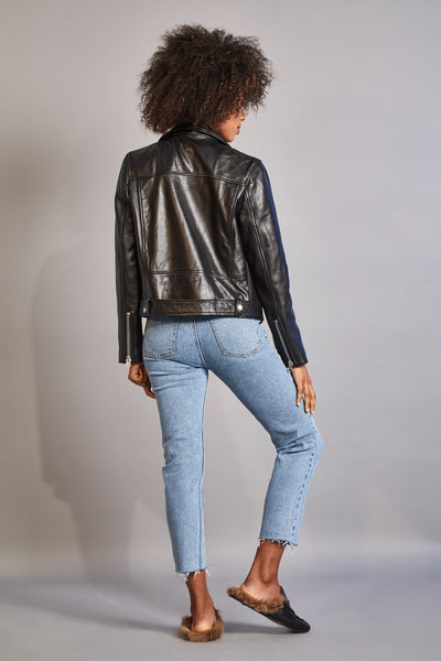 The Classic Biker Jacket