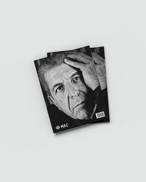 Leonard Cohen: A Crack in Everything