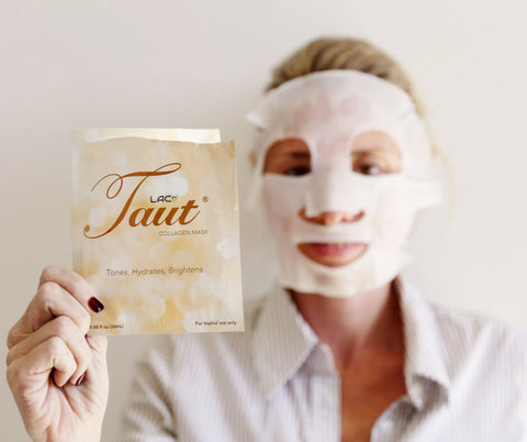 Taut Collagen Mask - how to use
