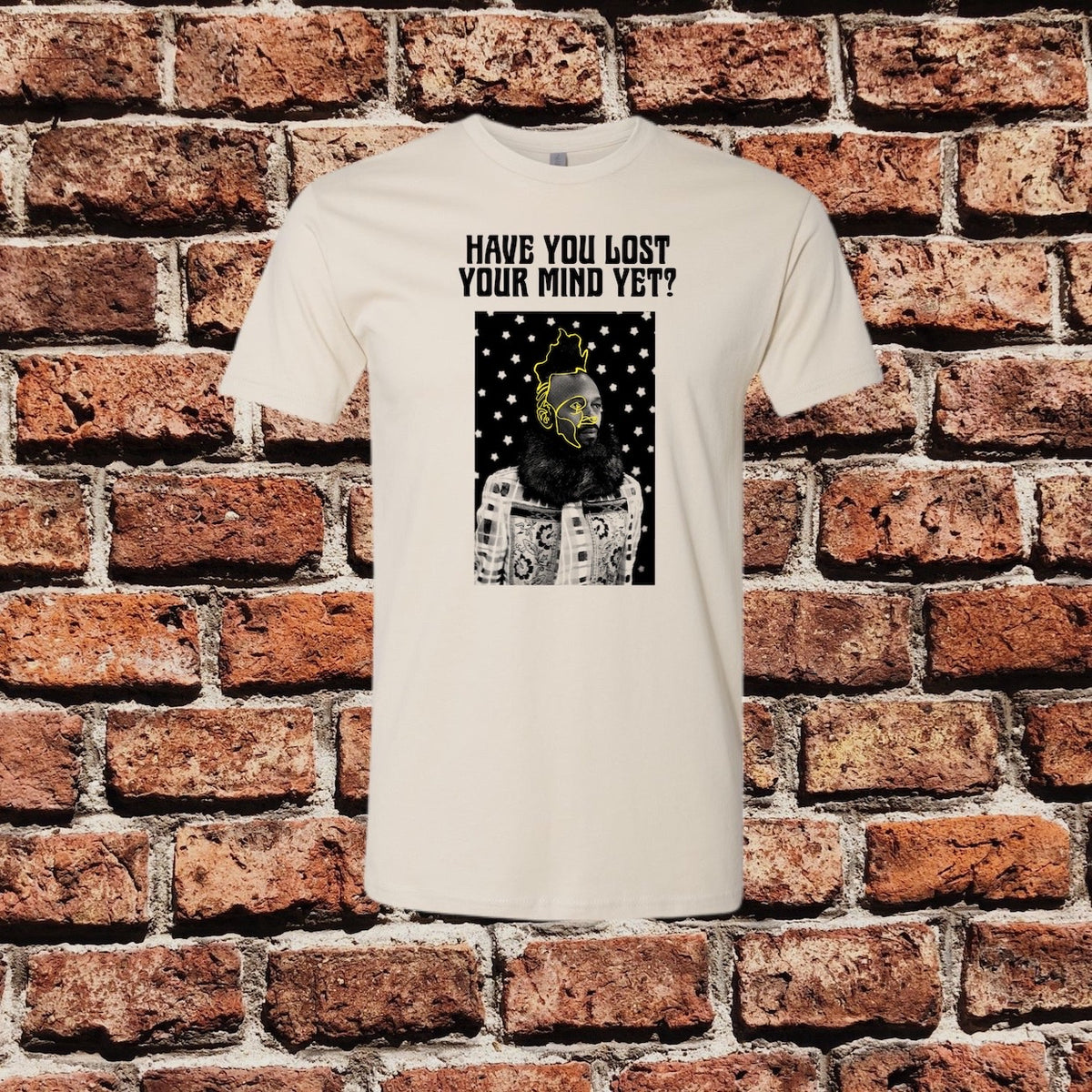 NEW-Unisex Have You Lost Your Mind Yet? Tee