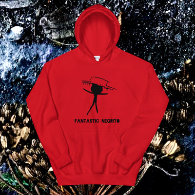 Classic Logo Hoodie - red