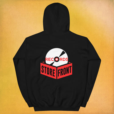 Storefront Records Unisex Hoodie