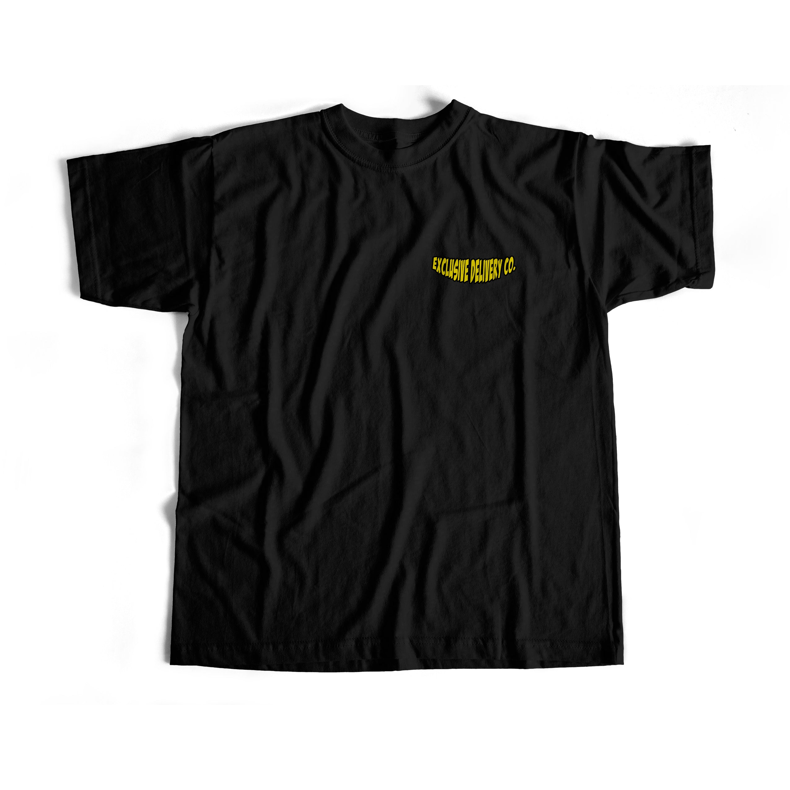 TWO PLEASE S/S TEE (BLACK)