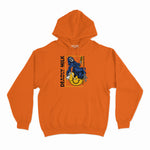DEADLY MILK HOODIE (ORANGE)