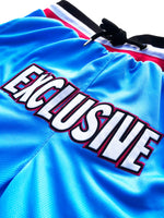 EXCLUSIVE BASKETBALL SHORTS (EXCLUSIVE BLUE)